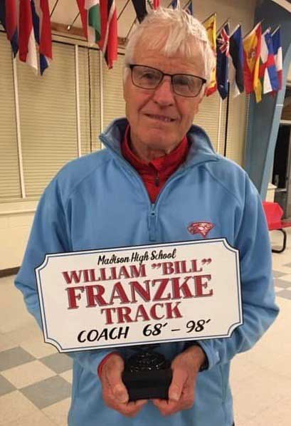 Coach Bill Frankze - Needs your help!