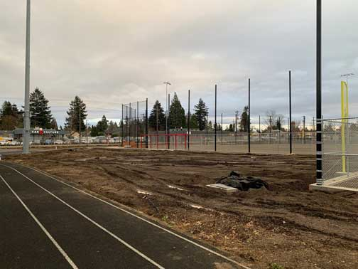 MHS Future Field House Site