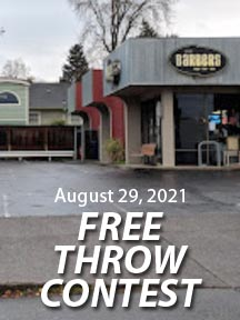 Free Throw Contest ~ August 29, 2021