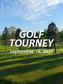 Golf Tourney ~ September 19, 2021
