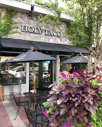 Holy Taco restaurant