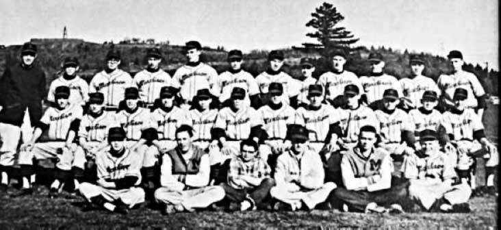 Madison World American Legion World Champion Baseball Team - 1969