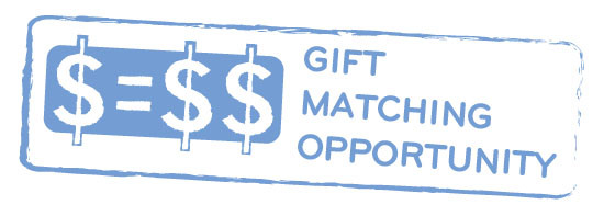 Gift Matching Opportunity